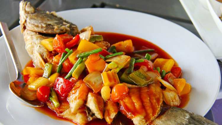 Dish Of The Day: Sweet And Sour Fish