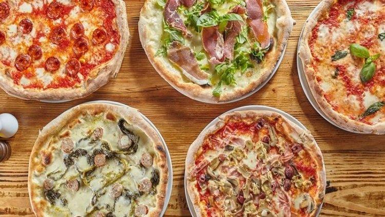 Dish Of The Day: Pizza for Meat Lovers