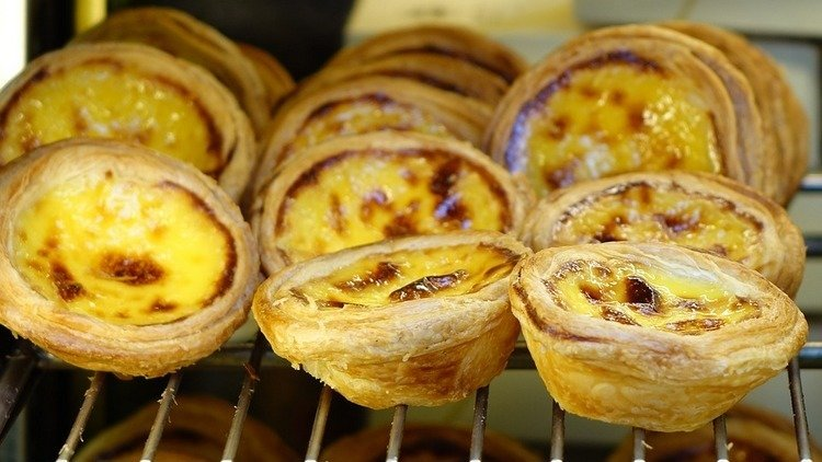 Story Behind The Dish: Egg Tart