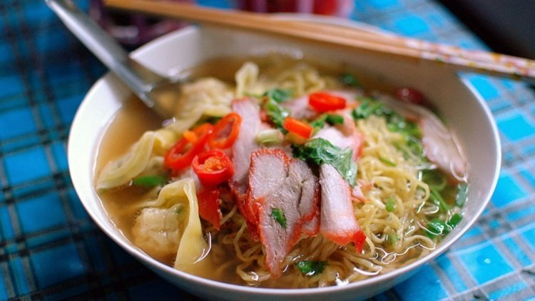Story Behind The Dish: Wonton noodles