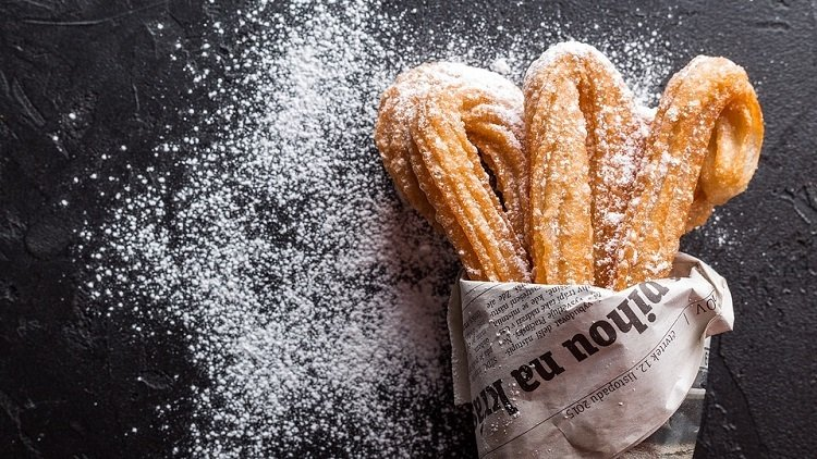 Dish of the day: churros