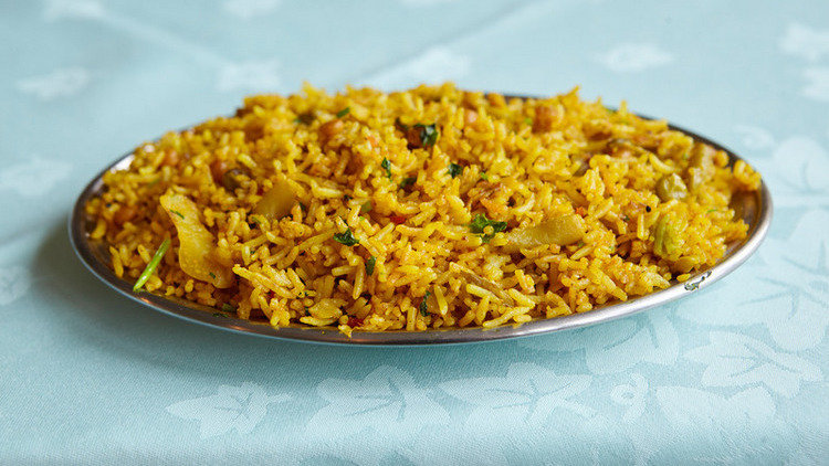 Dish Of The Day: Fried Rice