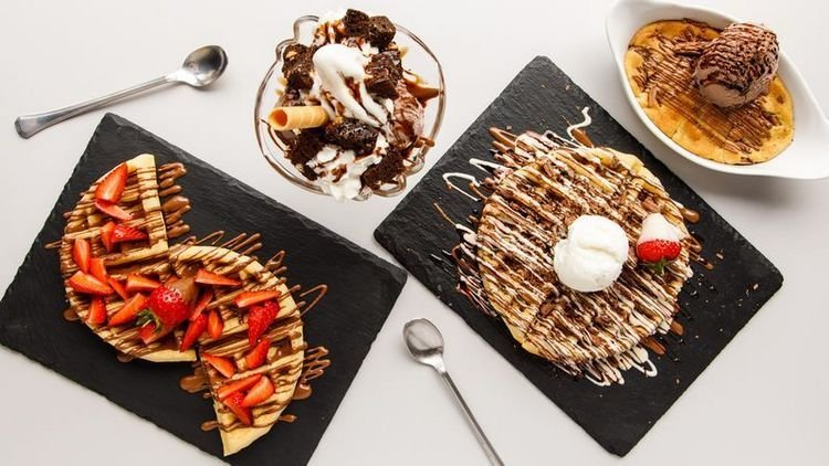 Dish of the day: waffles