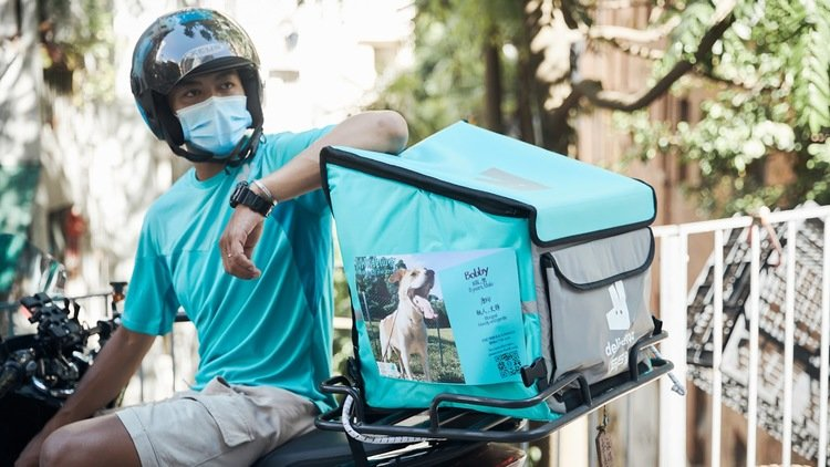 Deliveroo x Hong Kong Saving Cats and Dogs Association Collaboration