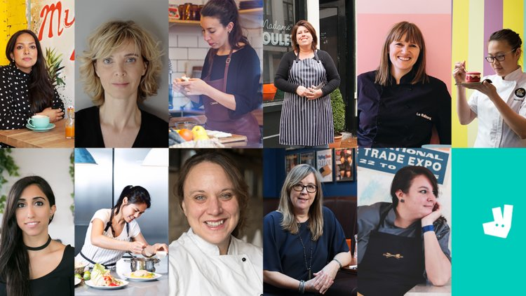 Incredible Women Leading the World of Food