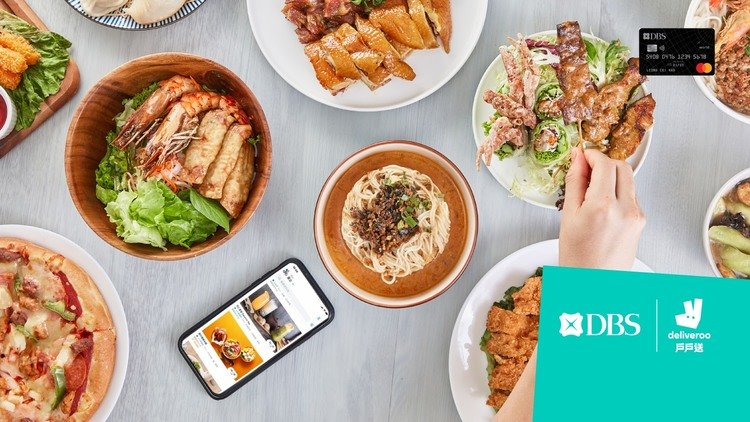 DBS Mastercard Deliveroo Limited-time Offer