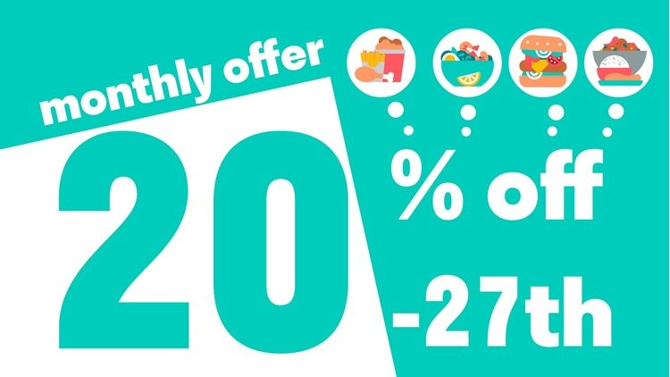 20/20 Discount: June Offers
