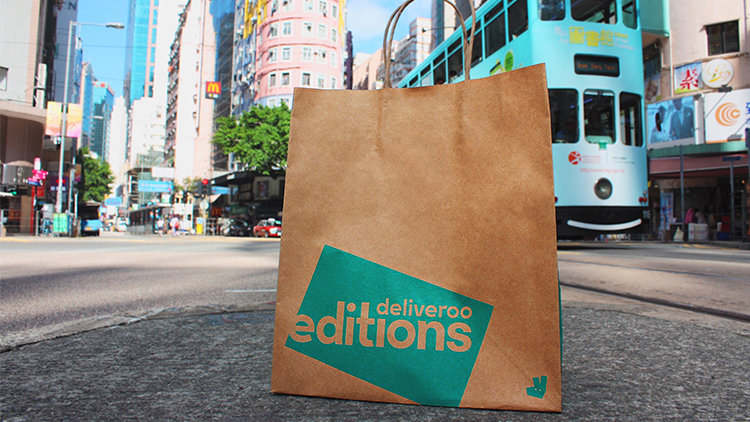 Deliveroo Editions Has Now Arrived Wanchai! Connecting You With 8 New Restaurants Concepts!