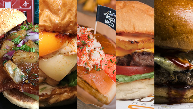 Calo- What!? 5 Amazing Hidden Gems for Burgers Lovers